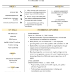 Resume Tips and Tricks Of Fice Manager Resume Sample & Tips