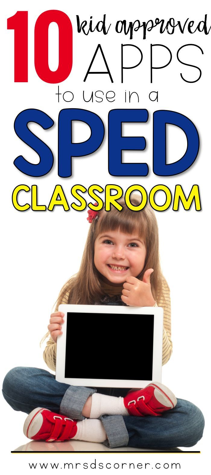 10 Educational Apps for the SPED Classroom Mrs D s Corner