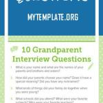 T Mobile Interview Questions Of Honor Grandparents by Holding A Family Tree Gathering