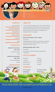 Teacher Resume Examples Experienced Of Free Experienced Accountant Resume format