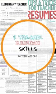 Teacher Resume Skills Of Elementary Teacher Resume Samples & Writing Guide Resume Genius Resume Skills List Learn the Best Writing Interview Products Letters Articles Cv Template Ideas & Words Tips From Website Elementary Teacher Resume Samples & Writing Guide