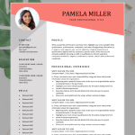 Teacher Resume Template Of are You Looking for A Free Editable Resume Template Sign Up for Our Job Search Tips and This Template for Free You Can Easily Adjust It In Microsoft Word Resumetemplate Resume Jobsearch Jobhunt Freeresume