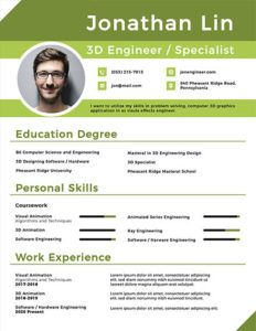 15 Student Resume Template Example & Guide ResumeCvs