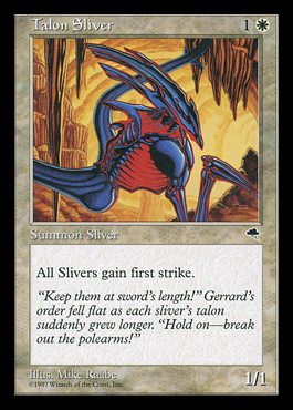 Striking Sliver Magic 2014 Visual Spoiler