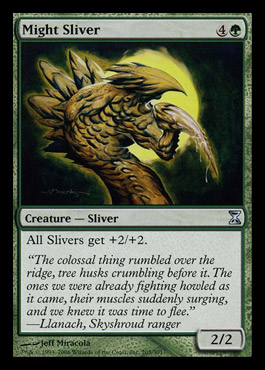 Megantic Sliver Magic 2014 Visual Spoiler