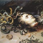 The Head of Medusa, Peter Paul Rubens 1617