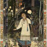 Vasilisa by Ivan Bilbin, 1899