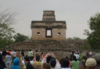 Temple of Dzibilchaltún
