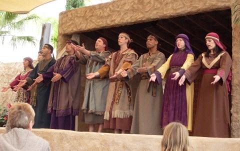 Hanukkah show