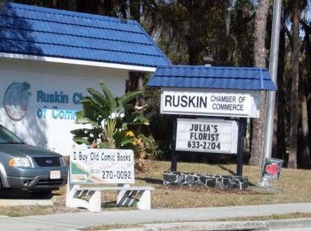 Ruskin Chamber of Commerce