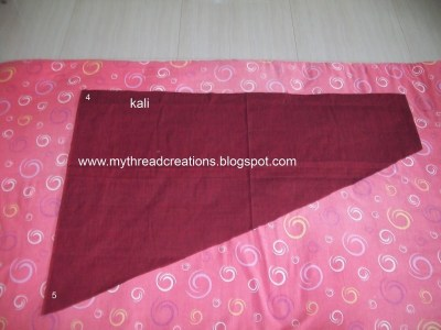 pattern for patiala salwar