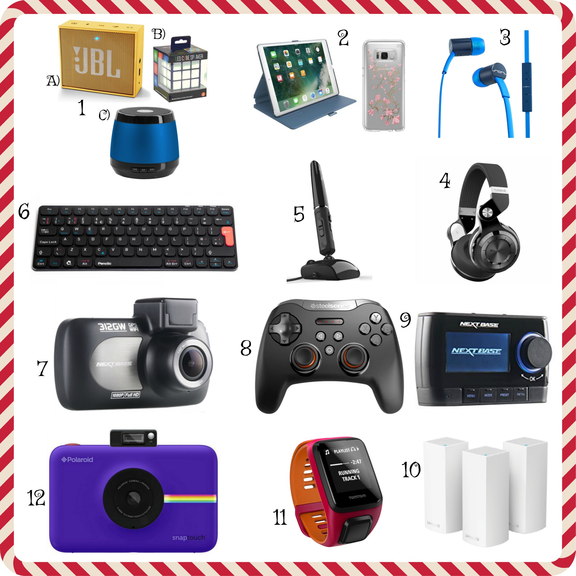 Christmas Gifts For Tech Lovers - My Three and Me