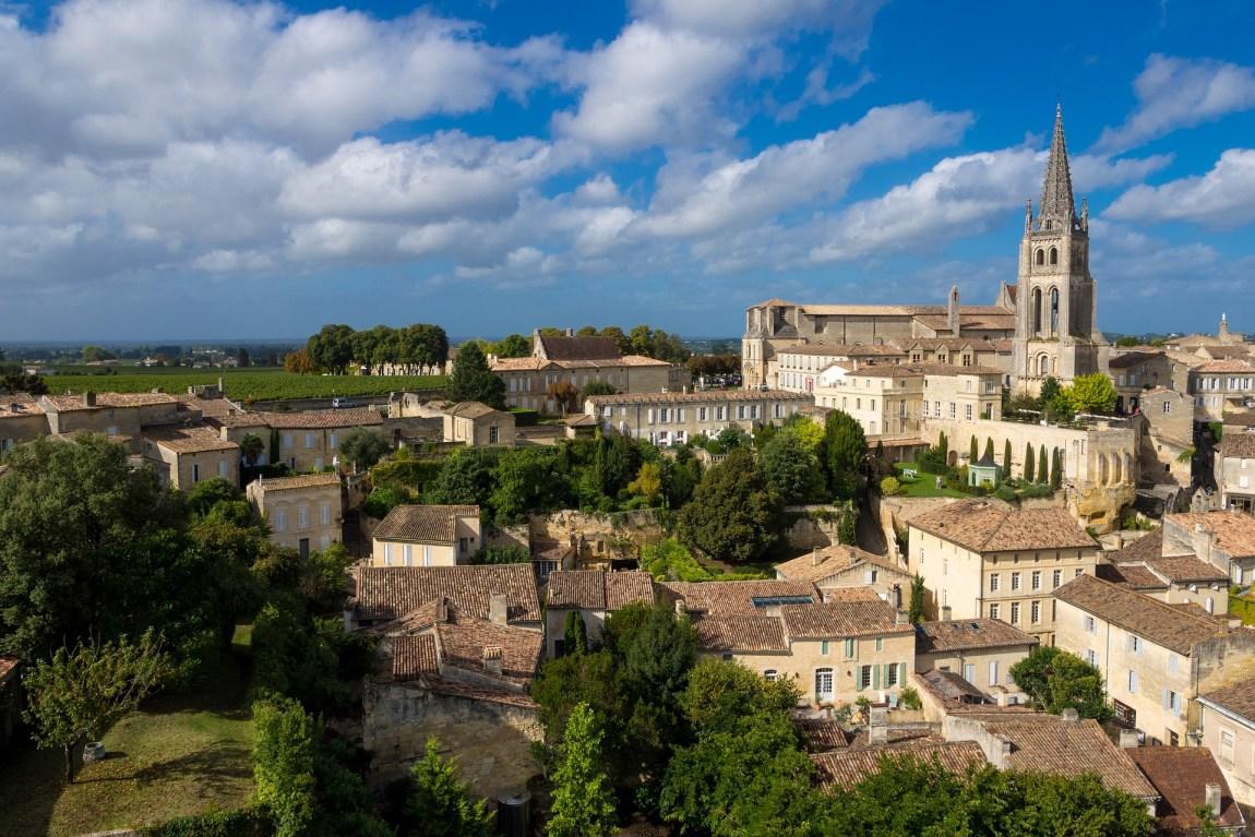Saint Emilion in France