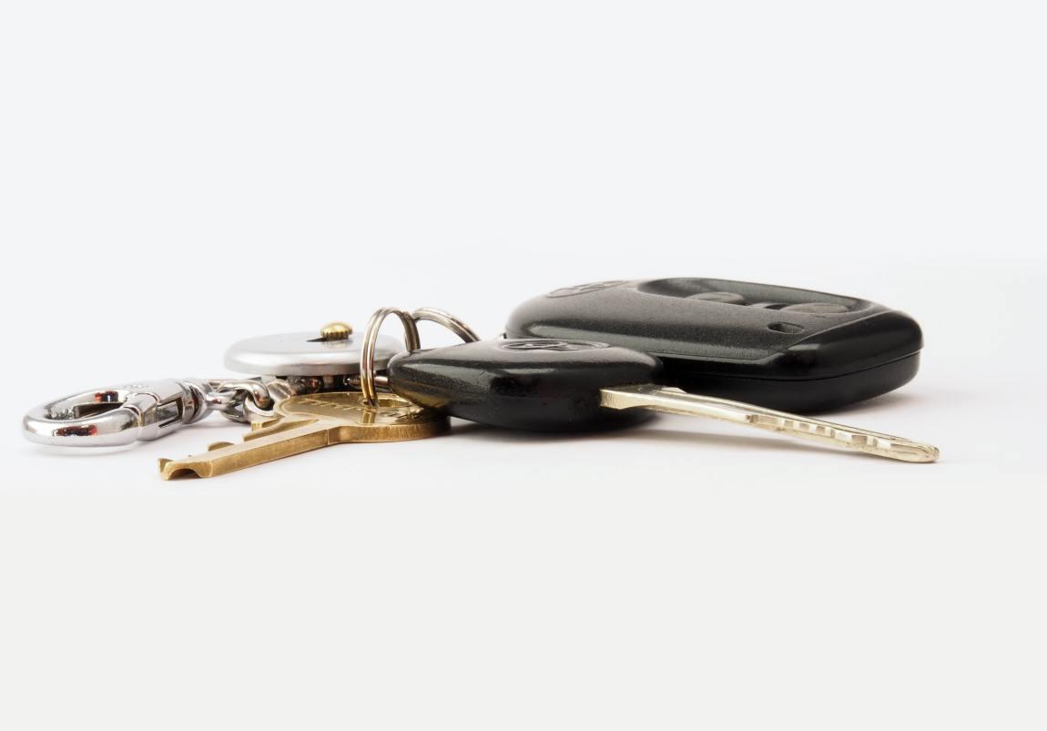 a bunch of car keys