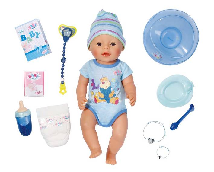 baby born boy and accessories