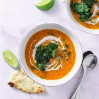 Thai Red Curry Lentil Soup