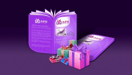 Thiết kế profile công ty Amazing Gift
