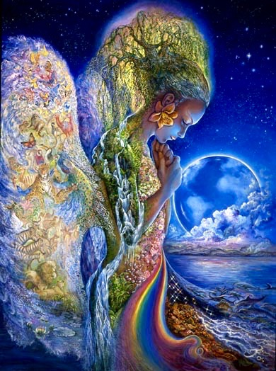 ©Josephine Wall. Permission to use non-commercially.