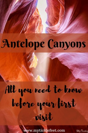 All you need to know before visiting Antelope Canyon