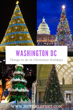fun activities in dc during christmas - Dc Christmas