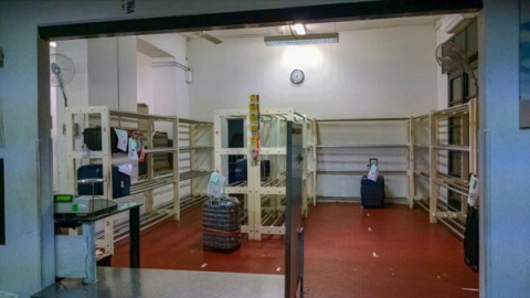 How to store luggage in Pisa Centrale