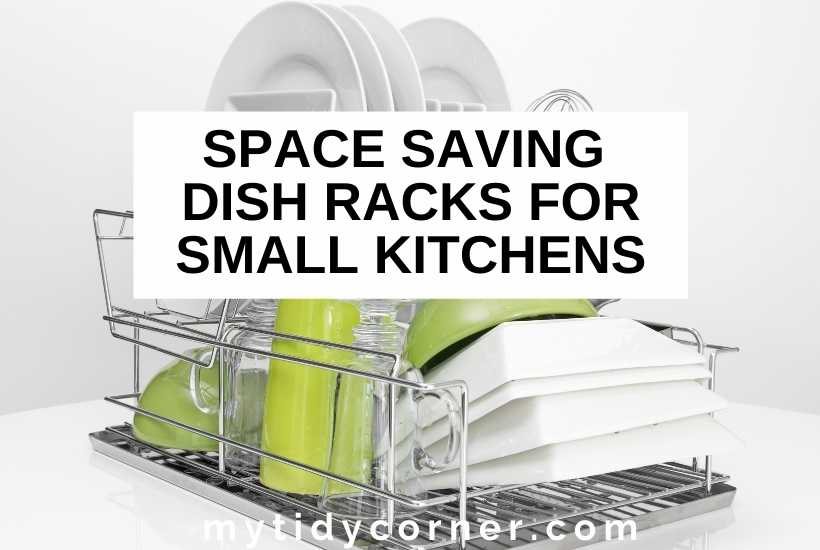 13 best dish racks for small kitchens