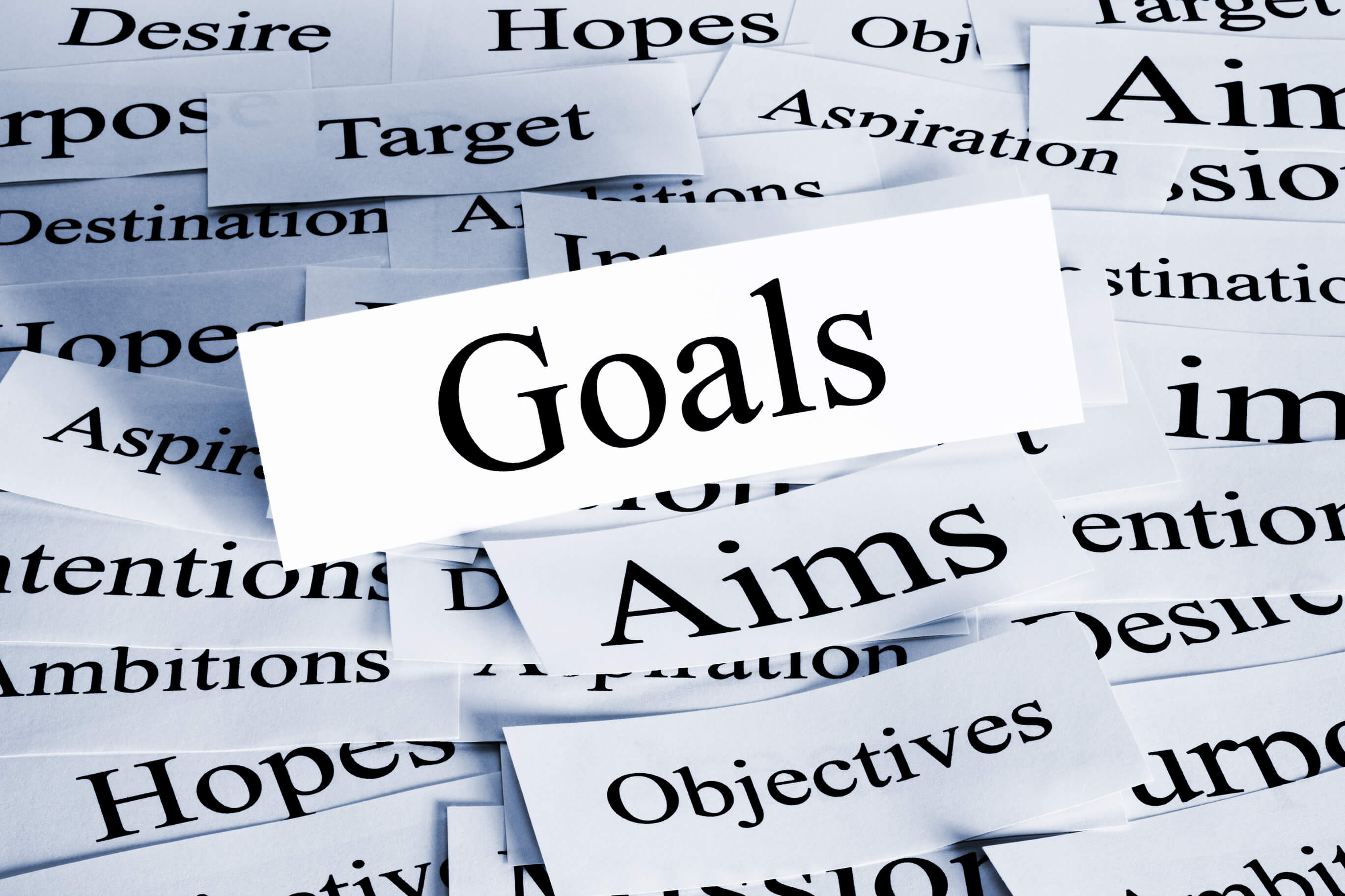 4 Goal Setting Forms For Goal Setting Success