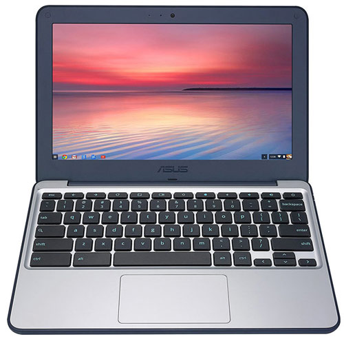ASUS Chromebook C202SA cheap laptop for writers