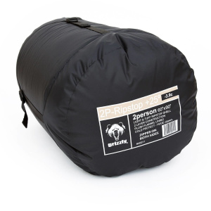 Grizzly 2 Person 0 Degree RipStop Sleeping Bag Stuff Sack