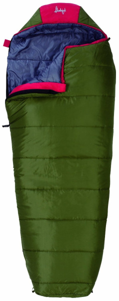 Slumberjack Kid's Big Scout Girl Scout 30 Degree Sleeping Bags