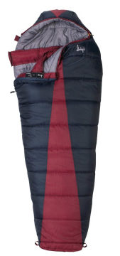 Slumberjack Latitude 0 Degree Synthetic Sleeping Bag