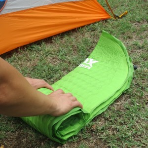 Fox Outfitters Self Inflating Camping Pad