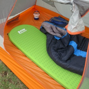 Fox Outfitters Ultralight Series Self Inflating Camping Pad