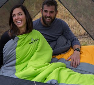 TETON Sports TrailHead Ultralight Sleeping Bag review