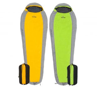 teton sports tracker sleeping bag