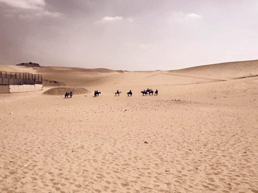 Deserts are one of the Pictures That Will Make You Want To Visit Cairo