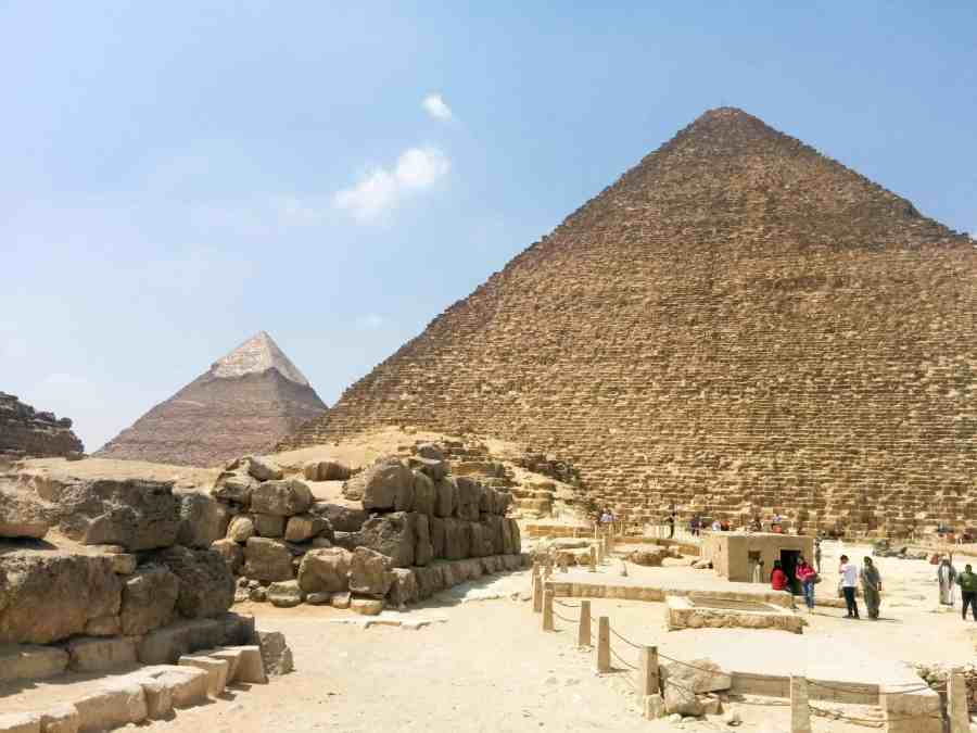Pyramids are one of the Pictures That Will Make You Want To Visit Cairo