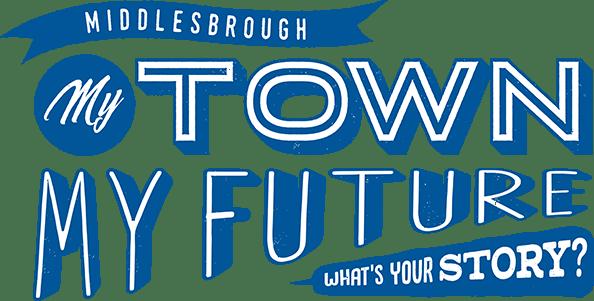 My Town My Future Logo