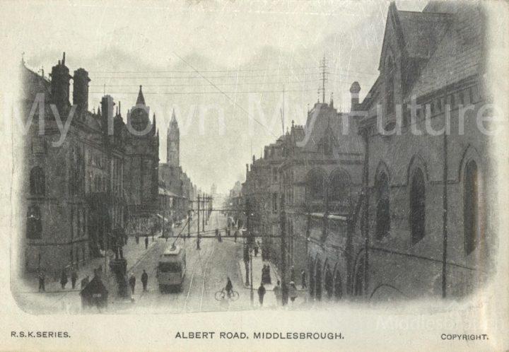 Albert Road (1906)