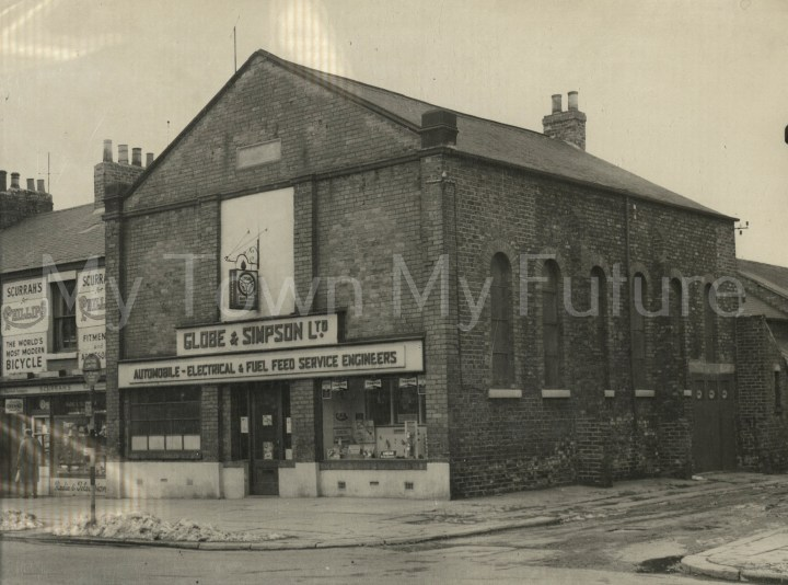 Globe Simpson Ltd 416 Linthorpe Road_March 1958