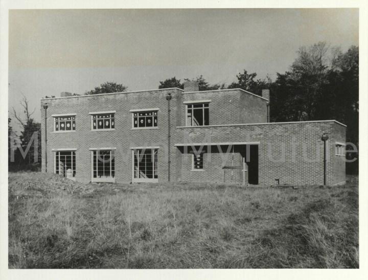 Poole Hospital Sanatorium, Medical Superintendent's House (Oct 1939)