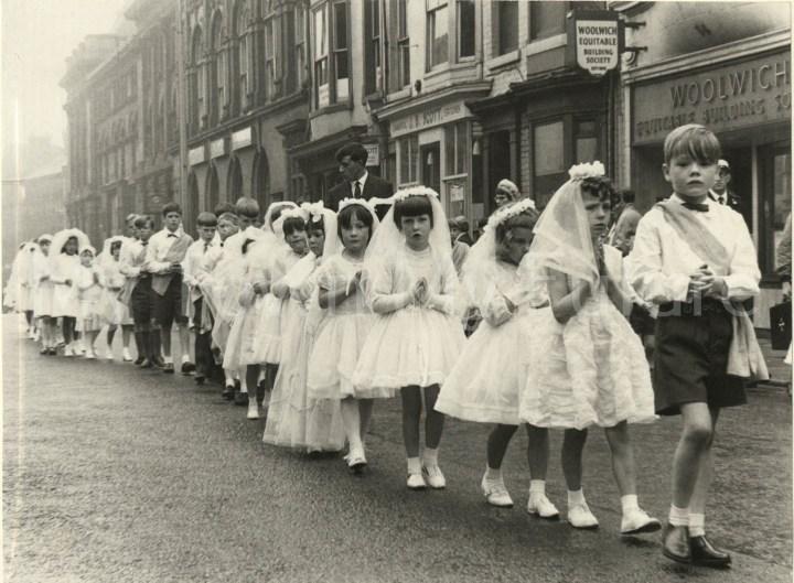 Corpus Christi Middlesbrough 17 June 1966