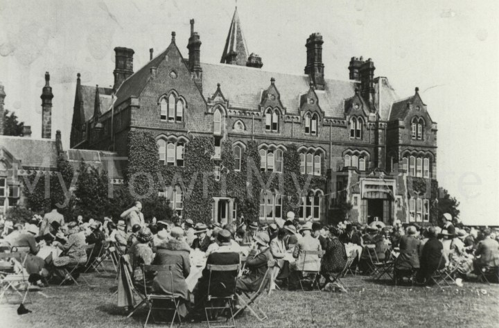 Poole Sanatorium Opening Ceremony 22 June 1932