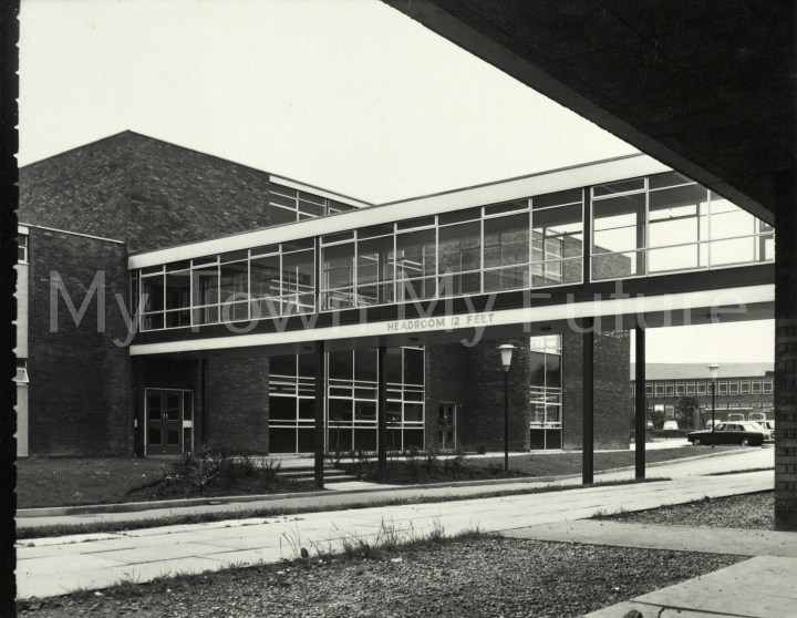 Sarah Metcalfe School South Bank 1973
