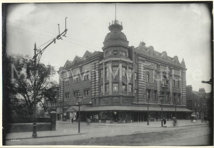 A photo of The Grand Opera House Middlesbrough 1903