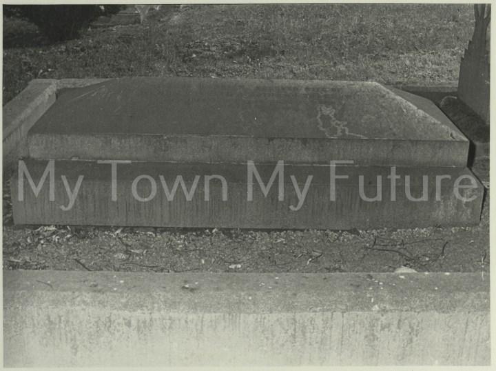 Grave Of HWF Bolckow