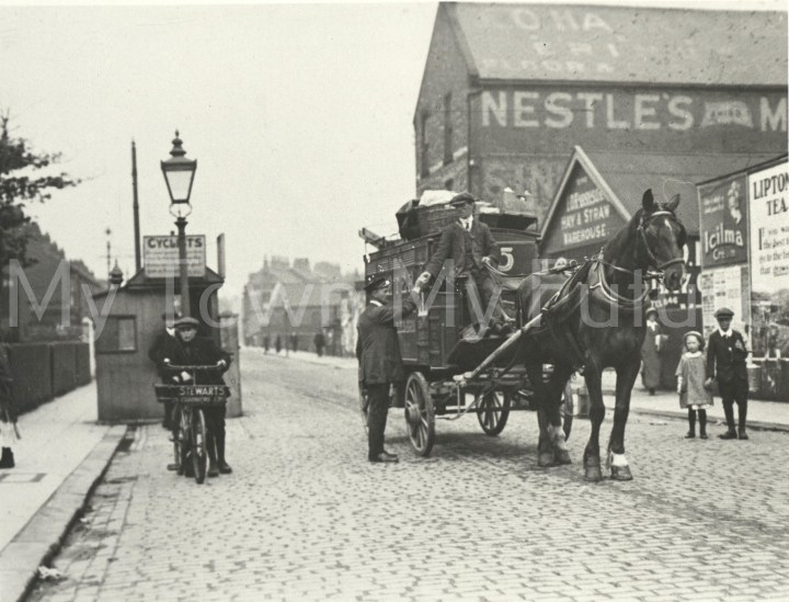 Ormesby Road Toll Bar