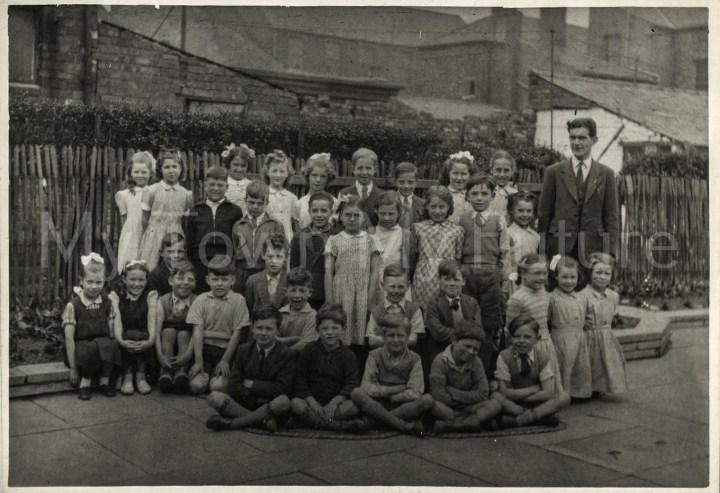 Fleetham Steet School Mr Jeffries) 1950-1951