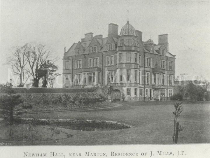 Newham Hall 1903