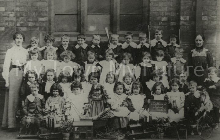 Fleetham Street School